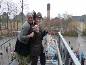 Karneval 2016_ Oma und Opa in action_2